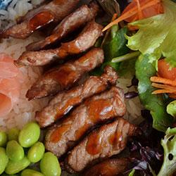 Teriyaki porterhouse beef thumbnail