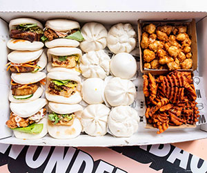 Bao and sides platter thumbnail