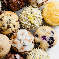 Housemade muffins - mini  thumbnail