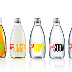 Capi flavoured mineral water thumbnail