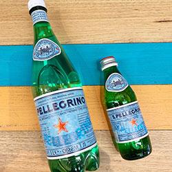 Sparkling water - San Pellegrino thumbnail