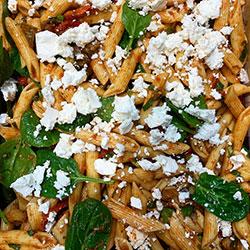 Italian penne salad thumbnail