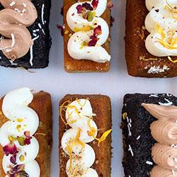 Organic vegan tea cakes thumbnail
