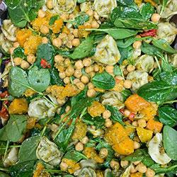 Ricotta pesto tortellini salad thumbnail