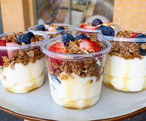 Yoghurt pots thumbnail