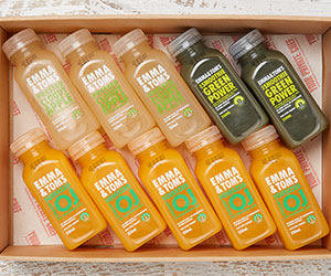 Emma and Toms Press juice variety pack thumbnail