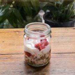 Yoghurt and muesli pot - 300ml thumbnail