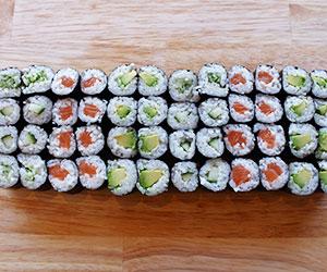 Sushi roll - mini thumbnail