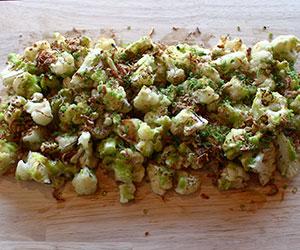 Roasted cauliflower thumbnail