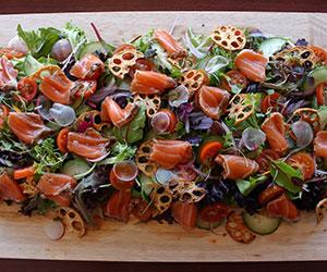 Sashimi salad thumbnail