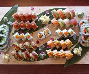 Yuuma sushi roll thumbnail
