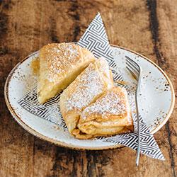 Filo Custard Pastry thumbnail