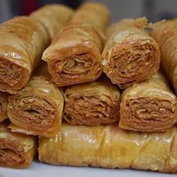 Baklava slice thumbnail