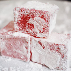 Turkish delight slice thumbnail