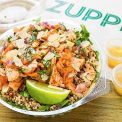 Chicken verde salad thumbnail