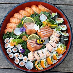 Salmon platter thumbnail